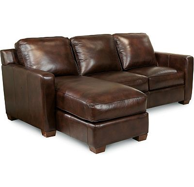 Leather Choices - Metro Sectional (0514-08)