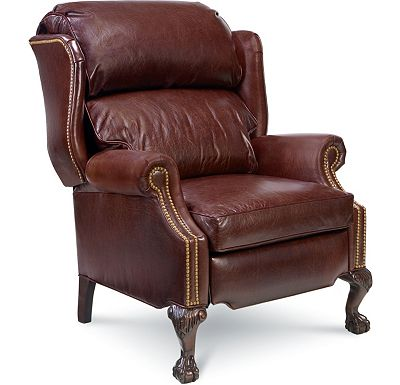Leather Choices - Claire Recliner (0401-81)
