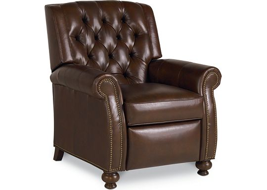 Leather Choices - Rochester Recliner (0518-05)