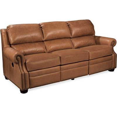 Leather Choices - Chadwick Reclining Sofa (0400-05)