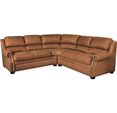 Leather Choices - Chadwick Sectional (0400-05)