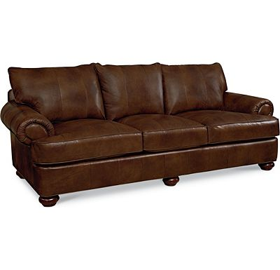 Leather Choices - Portofino 3 Seat Sofa (0514-08)