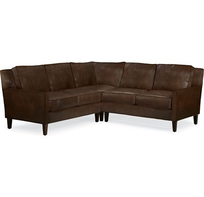 Leather Choices - Highlife Sectional (0514-08)