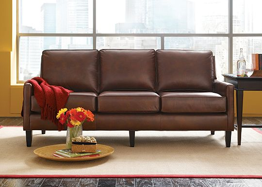 Leather Choices - Highlife Sofa (0518-05)