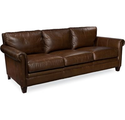 Leather Choices - Mercer 3 Seat Sofa (0514-08)