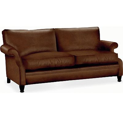 Leather Choices - Mercer Large 2 Seat Sofa (0314-08)
