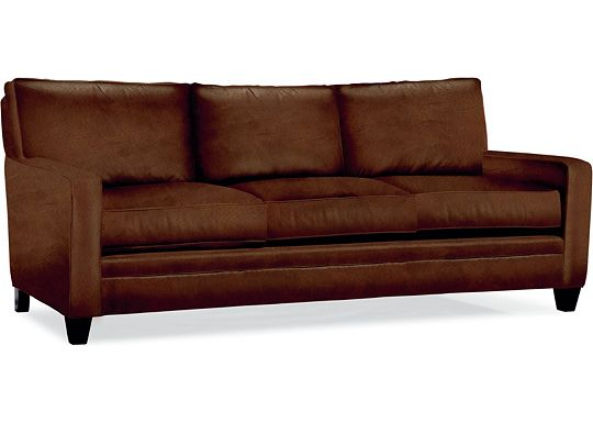 Leather Choices - Mercer Large 3 Seat Sofa (0314-08)