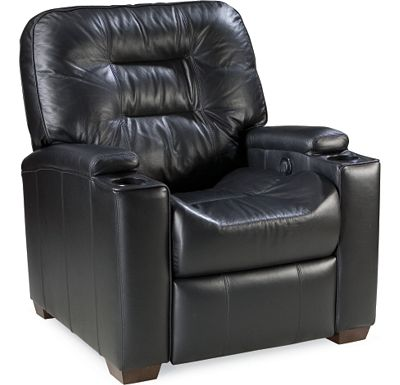 Leather Choices - Latham Media Recliner (0511-10)