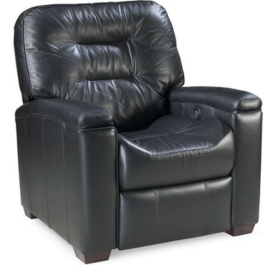 Leather Choices - Latham Media Recliner No Cup Holder (Motorized) (0511-10)