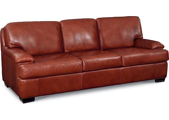 Leather Choices - Saranac Sofa (0642-07)
