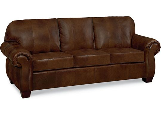 Leather Choices - Bennett 3 Seat Sofa (0518-05)