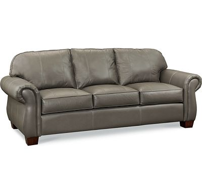 Leather Choices - Bennett 3 Seat Sofa (0433-09)