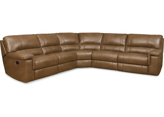 QuickShip - Holbrook Sectional (0434-08)