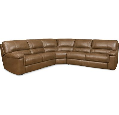 QuickShip - Holbrook Sectional (Stationary) (0434-08)