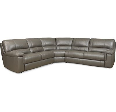 QuickShip - Holbrook Sectional (Stationary) (0433-09)
