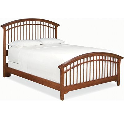 Bridges 2.0 - Spindle Headboard (Full/Queen)