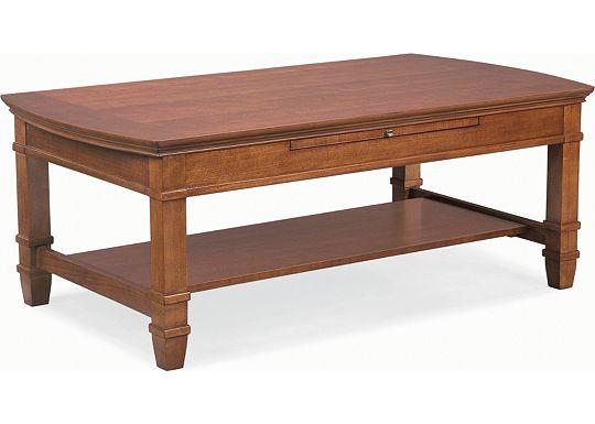 Bridges 2.0 - Rectangular Cocktail Table