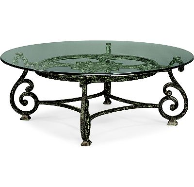 Grandview - Round Cocktail Table