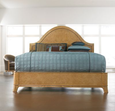 Bogart Luxe - Mapleton Drive Panel Headboard and Footboard (King)