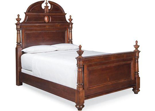 Fredericksburg - Mansion Bed (Queen)