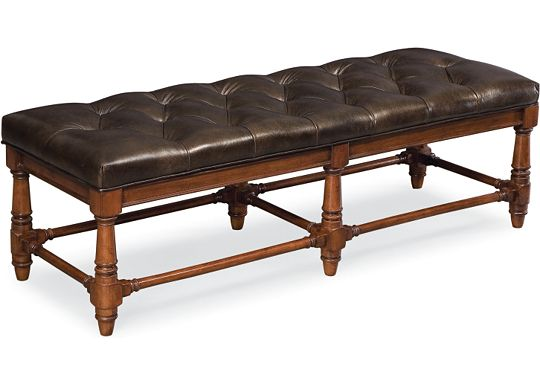 Fredericksburg - Bed Bench