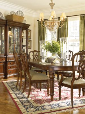 Thomasville Spellbound Dining Furniture Virginia | Homes