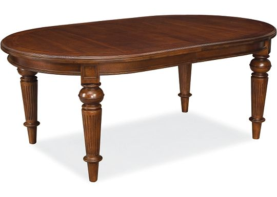 Fredericksburg - Oval Dining Table
