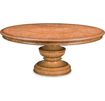 The Hills of Tuscany - Elba Round Dining Table