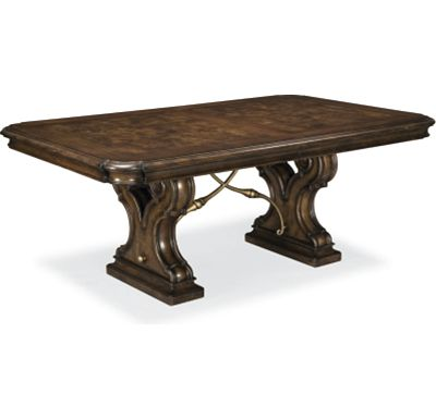The Hills of Tuscany - Bibbiano Trestle Dining Table