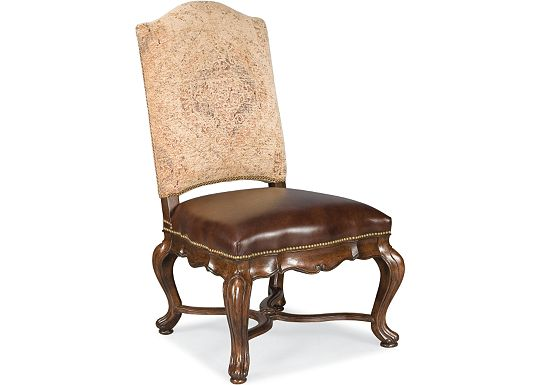 The Hills of Tuscany - Bibbiano Upholstered Side Chair