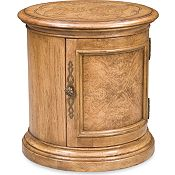 Brunello Drum Table