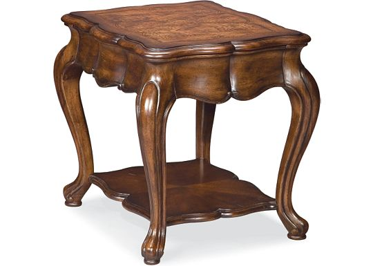The Hills of Tuscany - Classico End Table