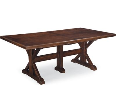 Wanderlust - Trestle Dining Table