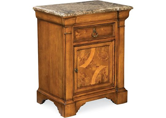 Rivage - Door Night Stand