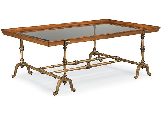 Rivage - Rectangular Coffee Table