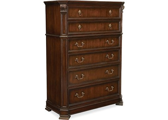 Brompton Hall - Drawer Chest