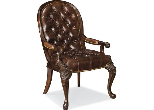 Brompton Hall - Upholstered Arm Chair