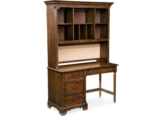 Impressions Classic - Desk and Hutch