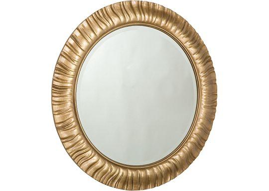 Studio 455 - Round Mirror