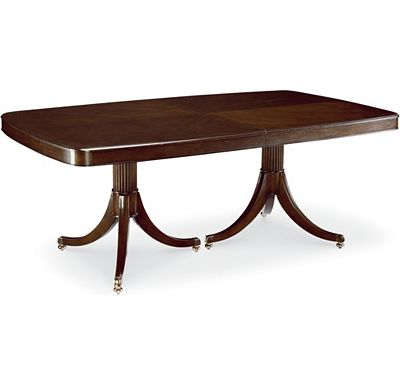 Studio 455 - Double Pedestal Table