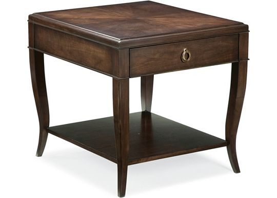 Studio 455 - Rectangular End Table
