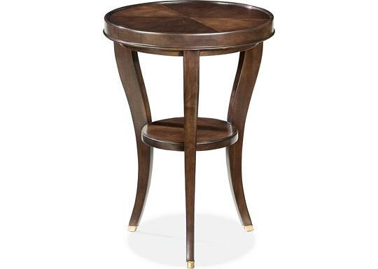 Studio 455 - Round Accent Table