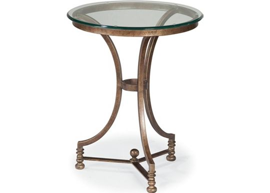 Vintage Chateau - Lamp Table
