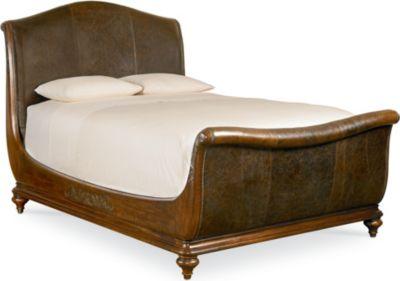 Hemingway - Aberdare Sleigh Bed (Queen)