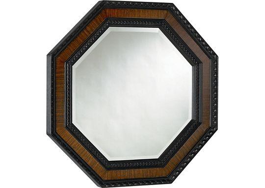 Hemingway - Steppe Octagonal Mirror