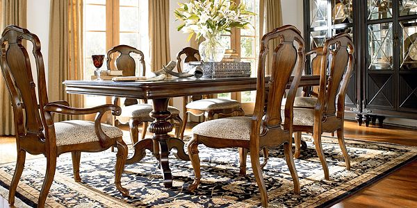 ernest hemingway dining room furniture by thomasville furniture