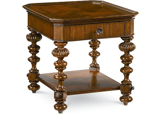 Hemingway - Basque End Table