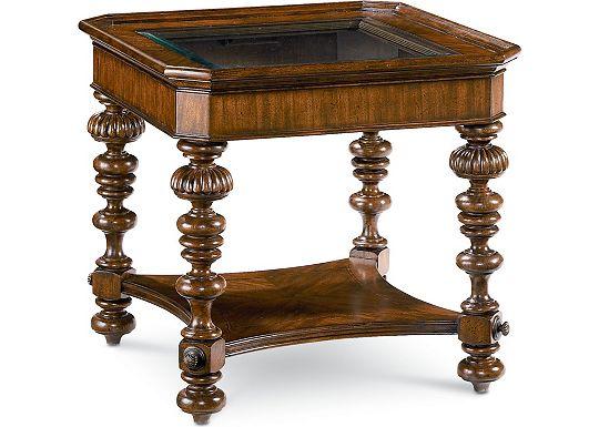 Hemingway - Basque Lamp Table