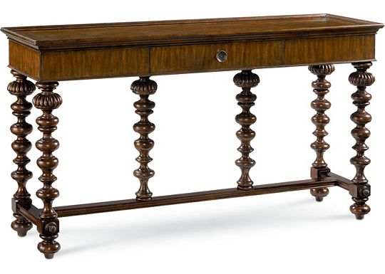 Hemingway - Basque Sofa Table