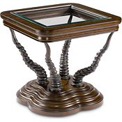 1934 Trophy Horn Table